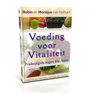 e-Book cover Voeding voor Vitaliteit